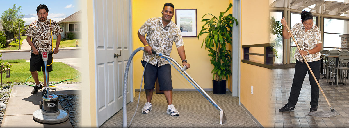 Hawaii Cleaning Services
