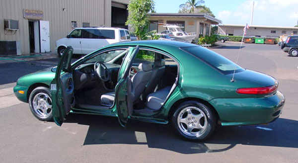 Hawaii Car Detailing Services