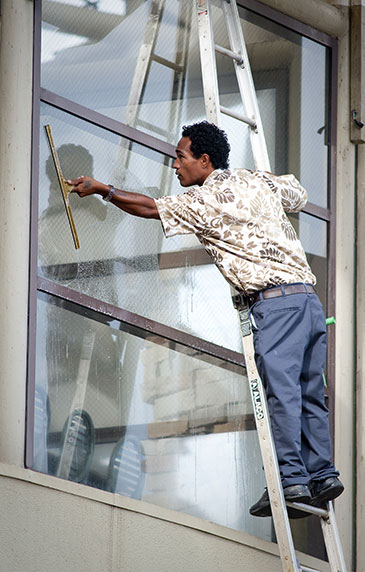 Hawaii Window Cleaning Service